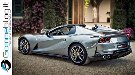 Why not think about graphic above? 2020 Ferrari F12