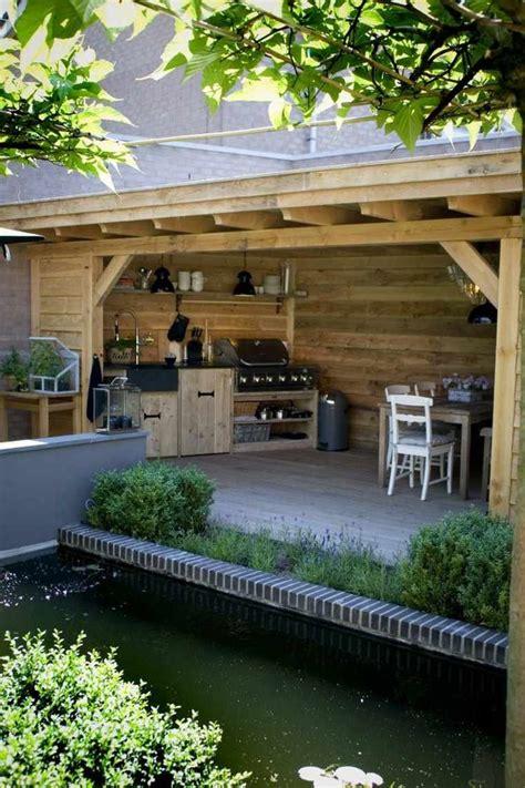 cuisine exterieure best 25 outdoor bbq kitchen ideas on outdoor