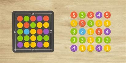 Number Puzzle Row Puzzles Equal Each Tiles