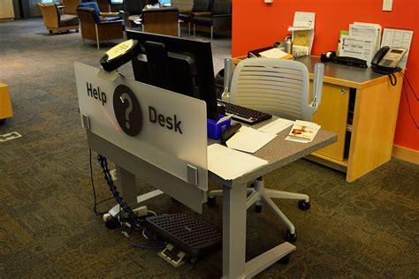 Help Desk Help Desk