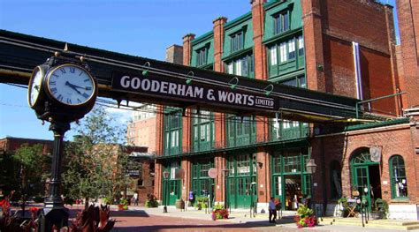 Go Tours Canada Historic Distillery District Segway Glide