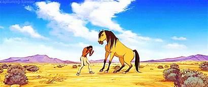 Spirit Riding Wild Mustang Kawaii Capturing Originally