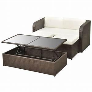 Rattan Lounge Set Braun : vidaxl 9 tlg gartenm bel lounge set sofa set poly rattan braun g nstig kaufen ~ Bigdaddyawards.com Haus und Dekorationen