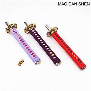 Mao Dan Shen Car Styling Samurai Sword Handle Universal