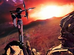 Final Fantasy VII 7 FFVII FF7 Wallpaper FFWA