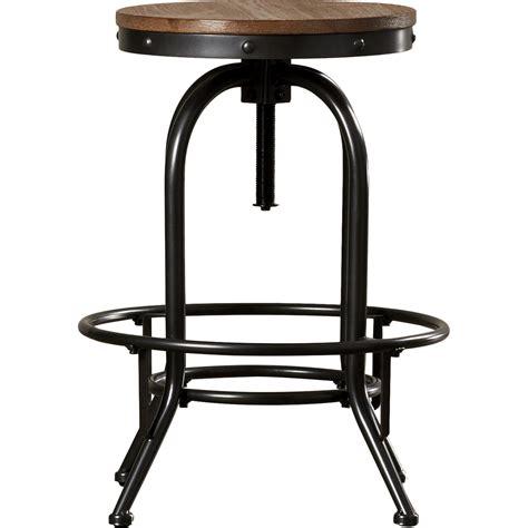 Hocker Drehbar by Trent Design Empire Adjustable Height Swivel Bar