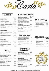 espanol cartas de restaurantes pinterest menu and With spanish restaurant menu template