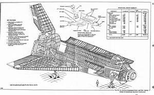 Inside Space Shuttle Blueprints - Pics about space