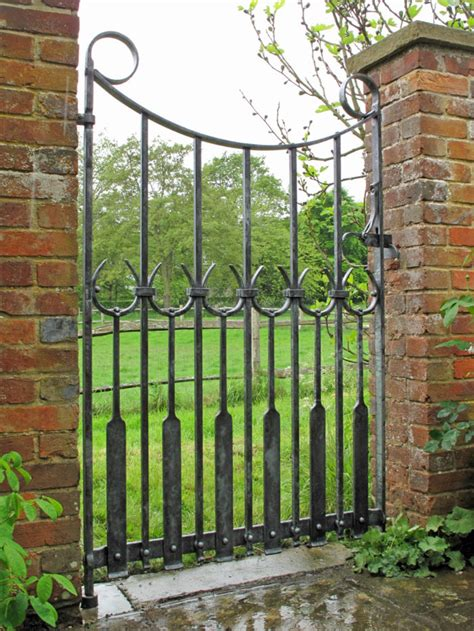 Gates - Contemporary blacksmiths- Hand forged in Sussex