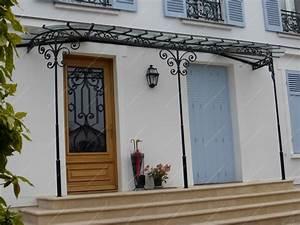 Marquise De Porte Ancienne : portes d 39 entr e simples mod le pes07 droite classique ~ Dailycaller-alerts.com Idées de Décoration