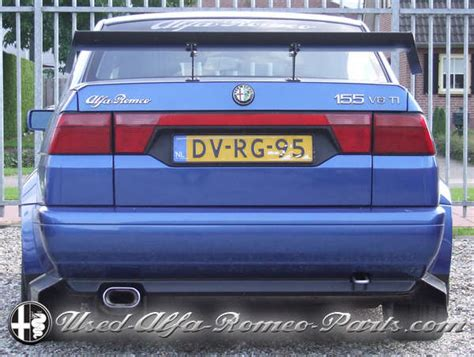 Alfa 155 V6 Ti (DTM replica) - Used Alfa Romeo Parts