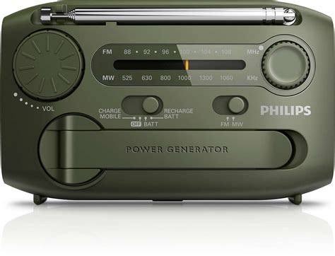portable radio ae philips