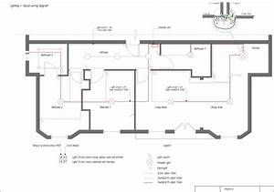 Wiring Diagram For House Lights