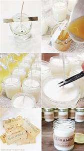 31 brilliant diy candle making and decorating tutorials With how to make labels for candles