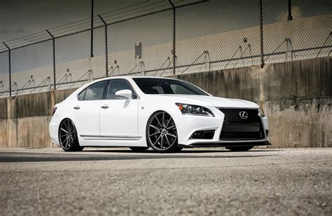 Customized Lexus Ls460 F Sport Exclusive Motoring