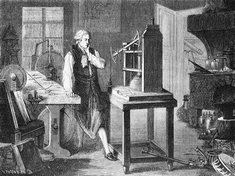 About James Watt Inventor of the Modern Steam Engine