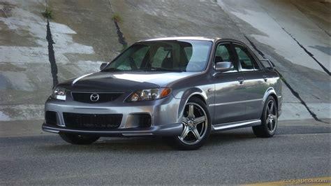 2003 Mazda Protege Mazdaspeed by 2003 Mazda Mazdaspeed Protege Sedan Specifications