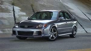 2003 Mazda Mazdaspeed Protege Sedan Specifications