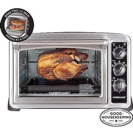 farberware convection countertop oven stainless steel walmartcom