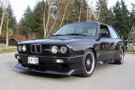 super rare 1988 bmw m3 evo ii e30 for sale in canada