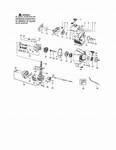 Craftsman Brushwacker 32cc Fuel Line Diagram