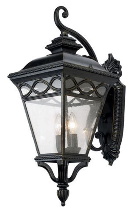 elegant outdoor lighting fixtures patriot lighting elegant home graham 3 light 27 quot outdoor