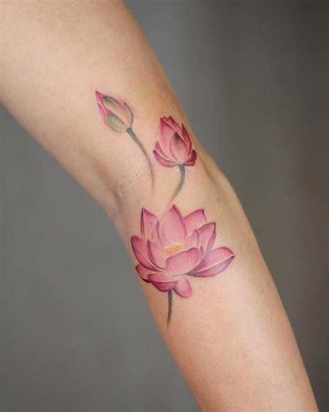 1001 + Ideas de tatuajes de flores en diferentes estilos