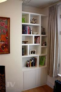 23, Alcove, Shelving, Ideas, For, Your, Living, Room
