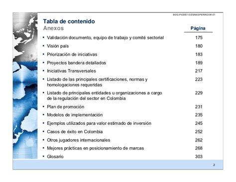 cosmeticos aseo sector clase mundial