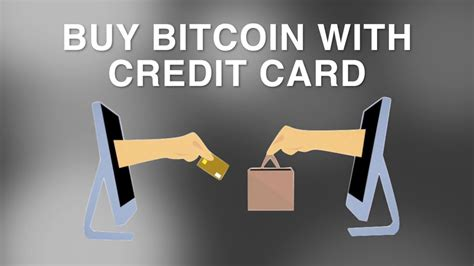 Buying bitcoin with credit cards (cc) makes many users paranoid as they are worried about their credit card details being stolen. How to Buy Bitcoin with Credit Card - YouTube