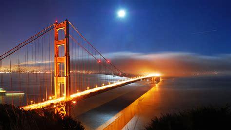 Golden Gate Bridge Hd Wallpaper