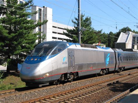 high speed rail in usa deaf community