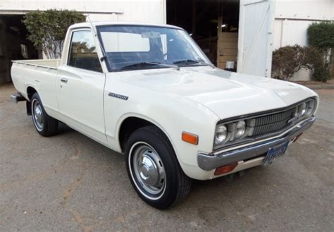 Datsun Trucks For Sale by 1978 Datsun 620 Up Bring A Trailer