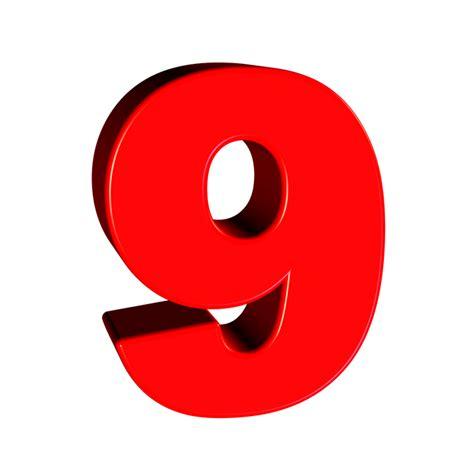 nueve numero  imagen gratis en pixabay