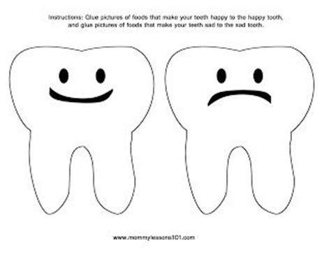 13 of teeth preschool worksheets dental