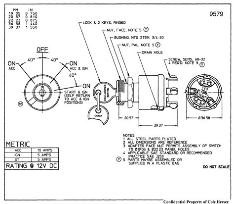universal ignition switch wiring diagram wellreadme
