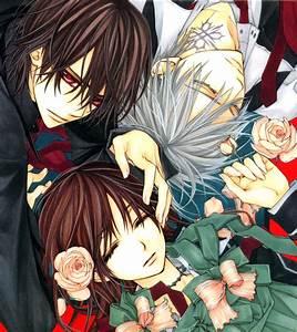 Zero, Kaname, and Yuki - Vampire Knight Photo (29358960 ...