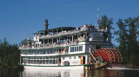riverboat discovery denali national park