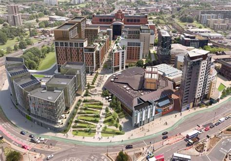 £300M Leeds neighbourhood launched | newsteelconstruction.com