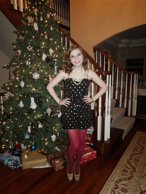 sew cute ootd christmas eve