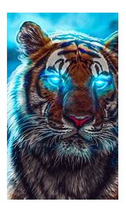 1920x1080 Tiger Glowing Eyes Laptop Full HD 1080P HD 4k ...