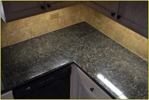 lazy granite tile for kitchen countertops lazy granite kitchen countertops home design ideas 9679