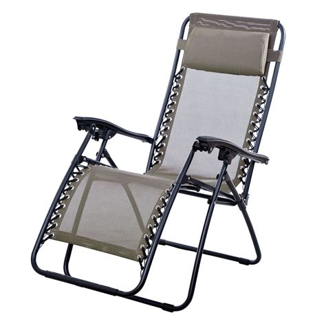 lounge chairs  gravity folding recliner outdoor