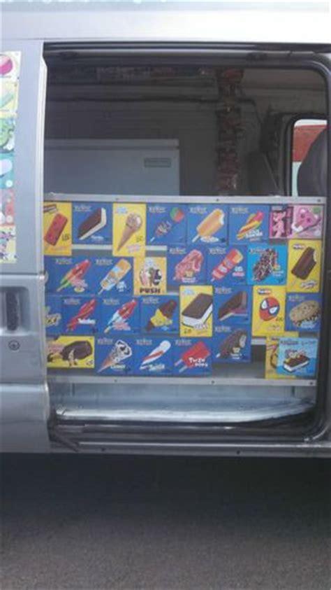 Purchase used 2002 Ford Econo van Ice Cream Truck, freezer ...