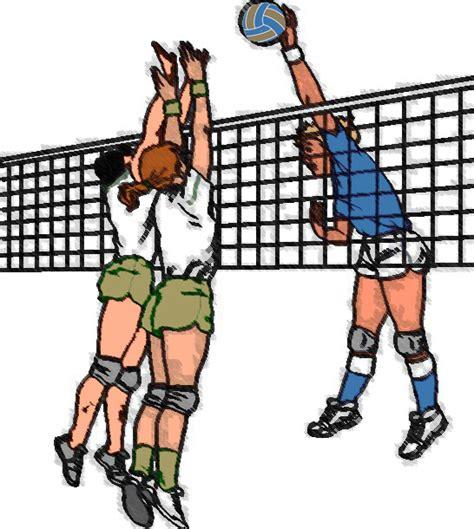 permainan bola voli tikarahayu
