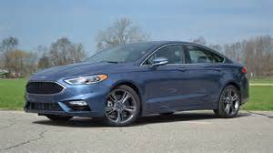 ford fusion sport review relaxed
