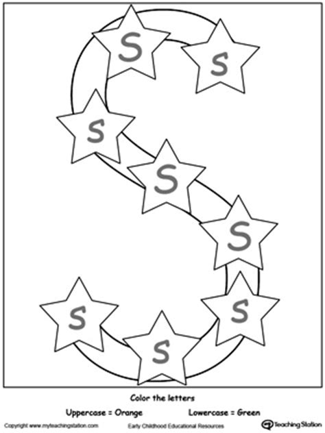 sun coloring page  word tracing myteachingstationcom