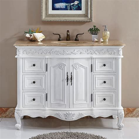shop silkroad exclusive ella antique white undermount