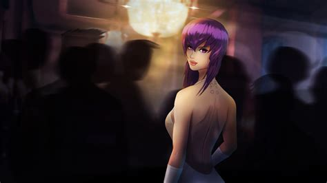 Ghost In The Shell Anime Wallpaper - ghost in the shell anime hd 8k wallpaper