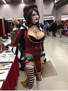 Moxxi  Cosplay Girls  Costume  Video Games  Moxxi Cosplay  Hot Cosplay  Ariane Saint Amour Moxxi
